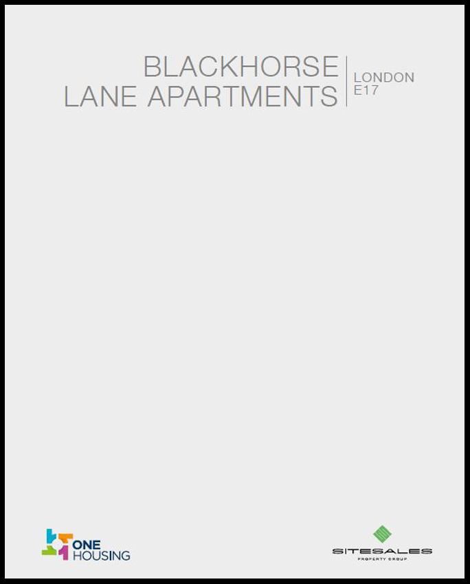 Blackhorse Lane Brochure